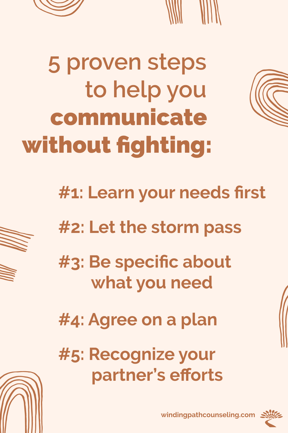 5 proven steps to communicate with your husband, wife, spouse, or partner without fighting
