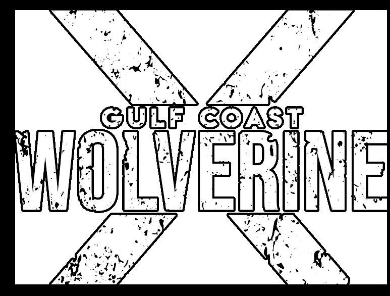 Gulf Coast Wolverine Logo