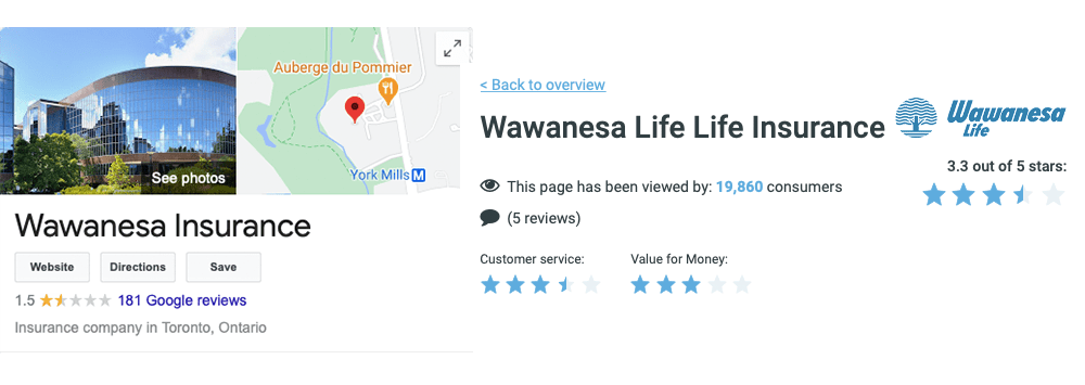wawanesa life insurance reviews
