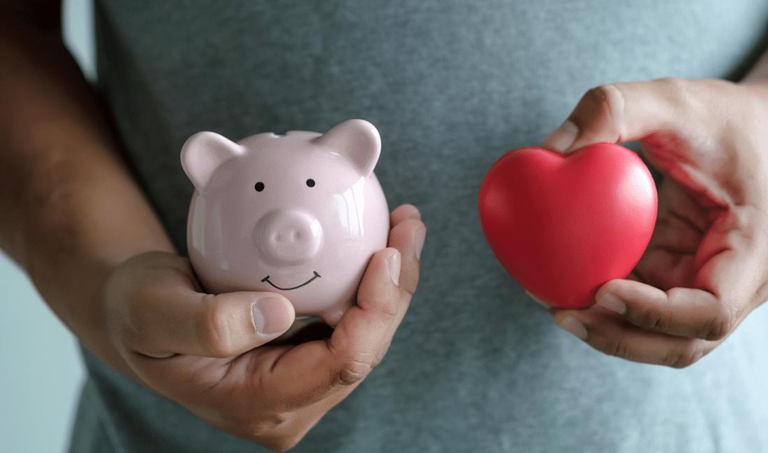 Saving money for life insurance