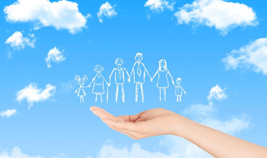 Family life insurance, protecting family