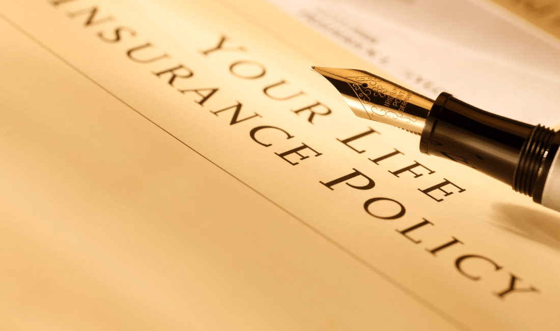 Life insurance contract