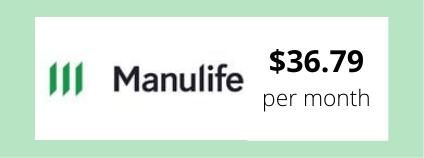 Manulife rate