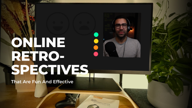 Best online RETROSPECTIVE for beginners (with template)