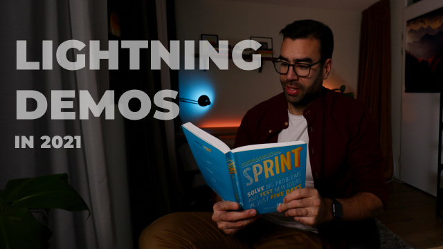 Lightning Demos: How to Steal Powerful Examples like an Artist (Remote Workshop)