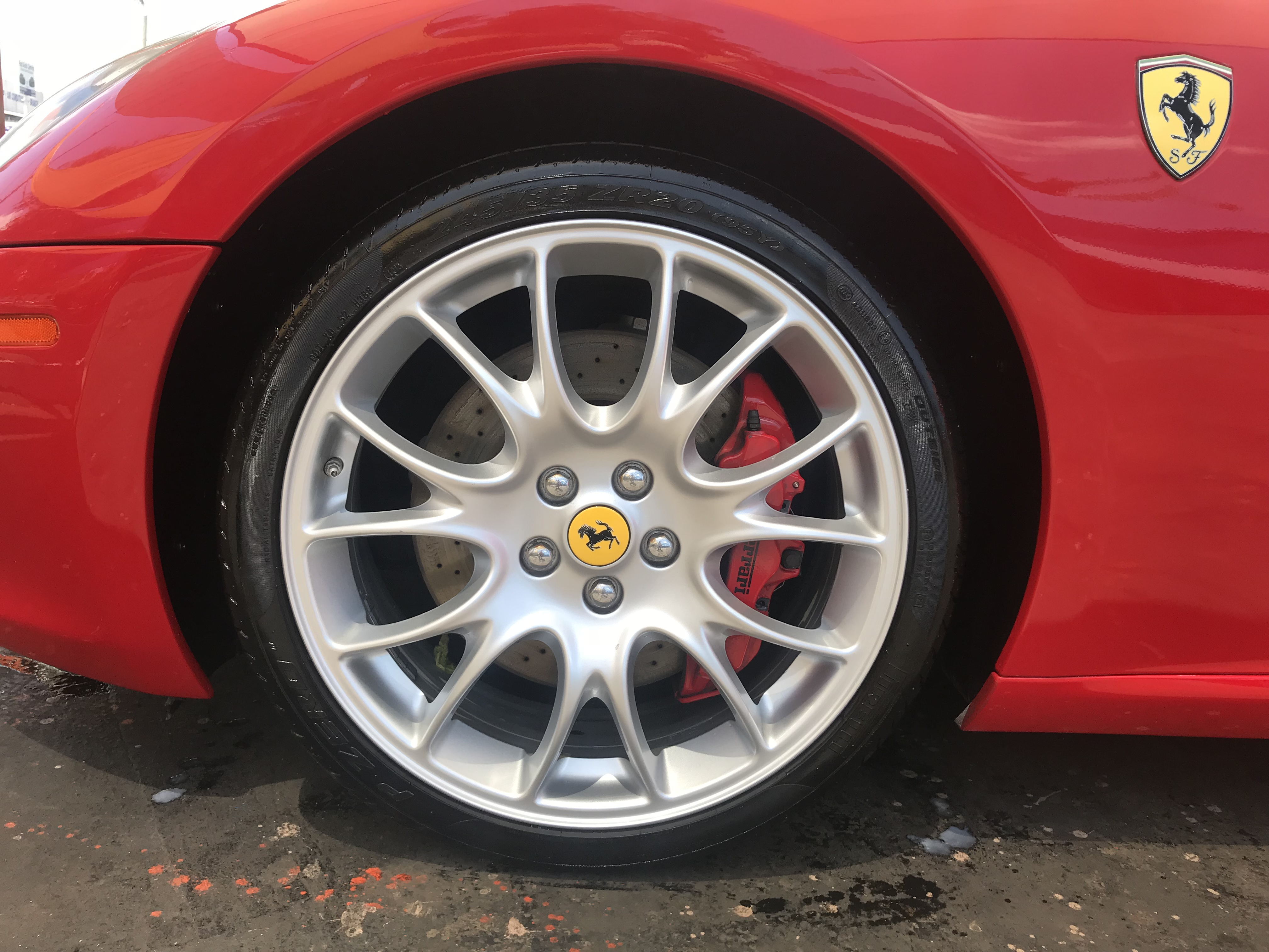 Luxury and exotic car detailing in Miami