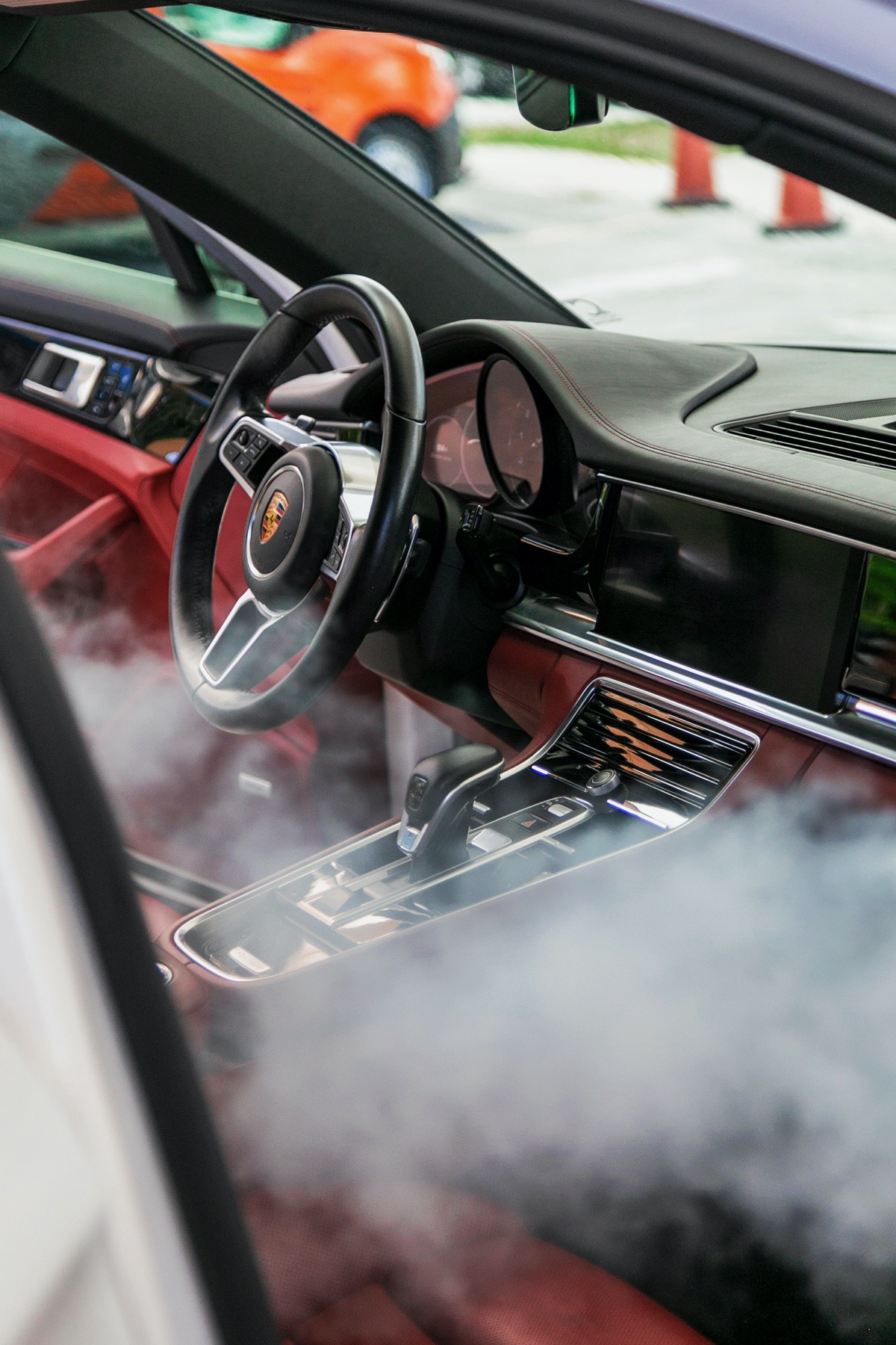 COVID sanitization services for cars in Miami