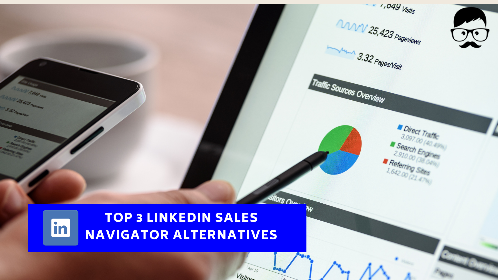 LinkedIn sales navigator tools
