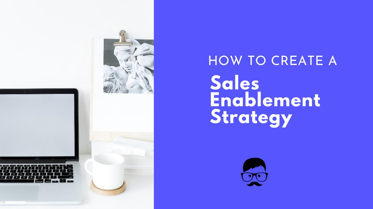 Sales enablement Startegy