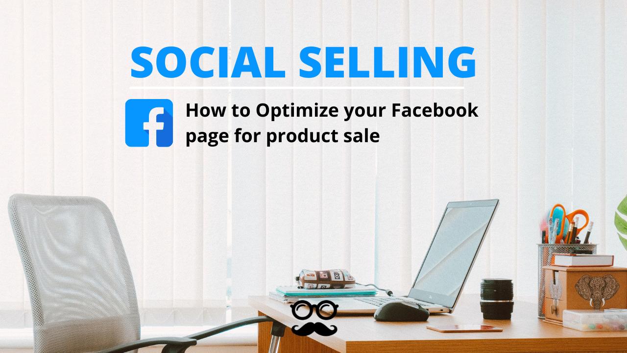 Facebook Selling