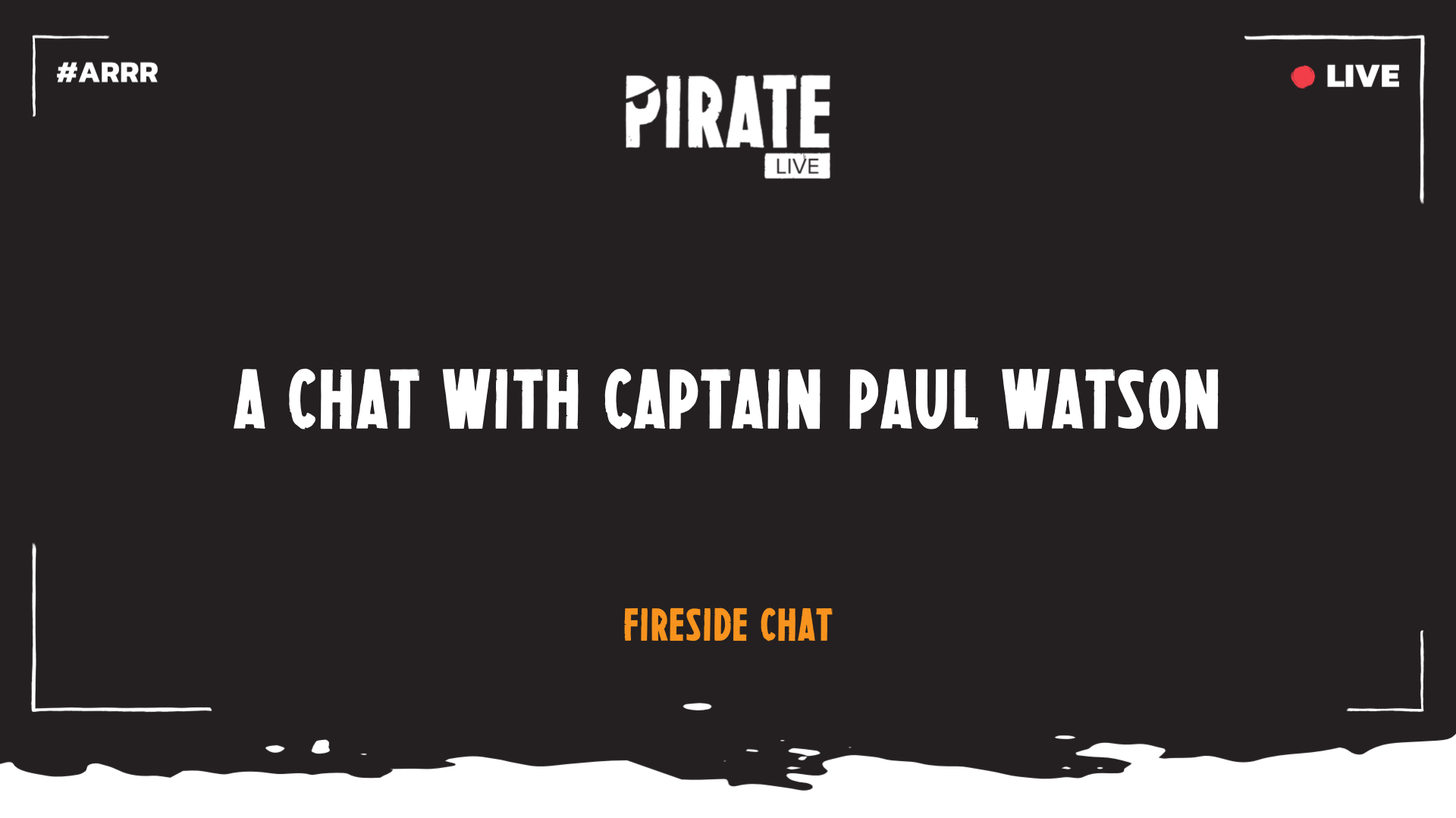 A chat with captain Paul Watson