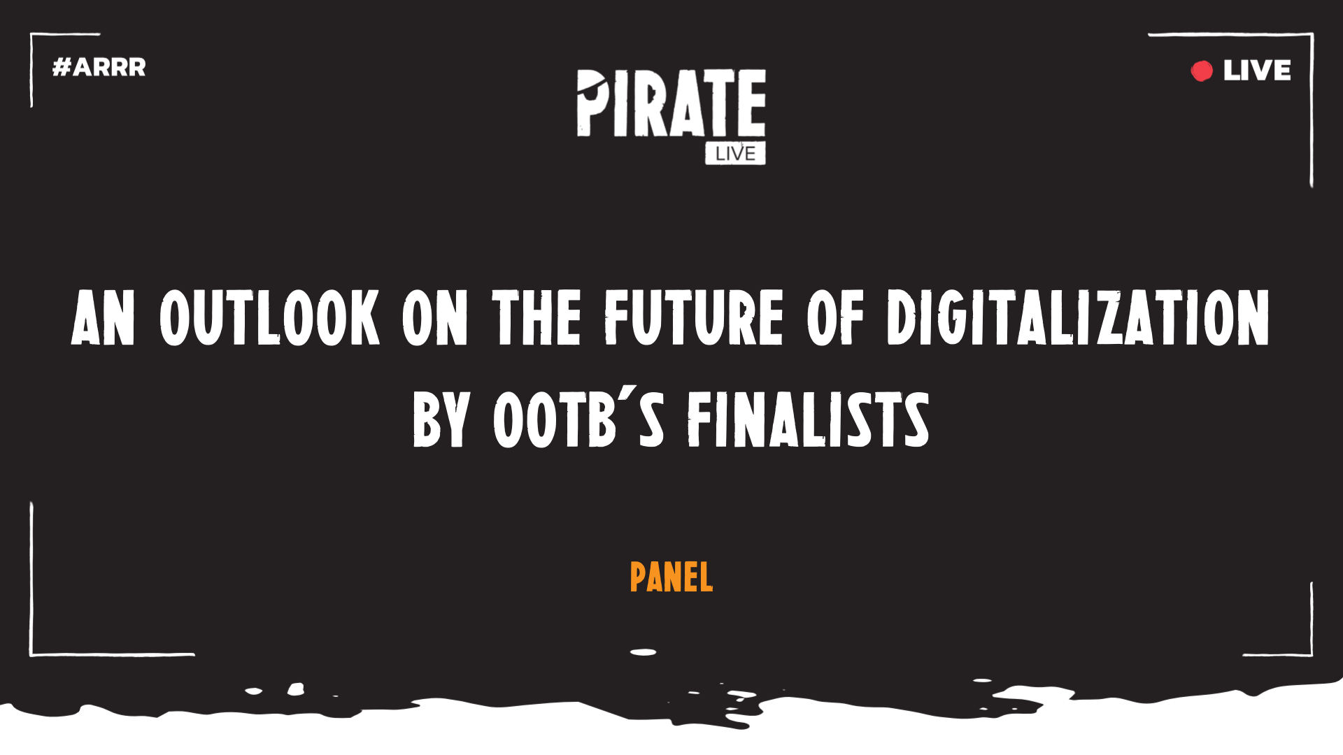 An outlook on the future of digitalization by OOTB's finalists
