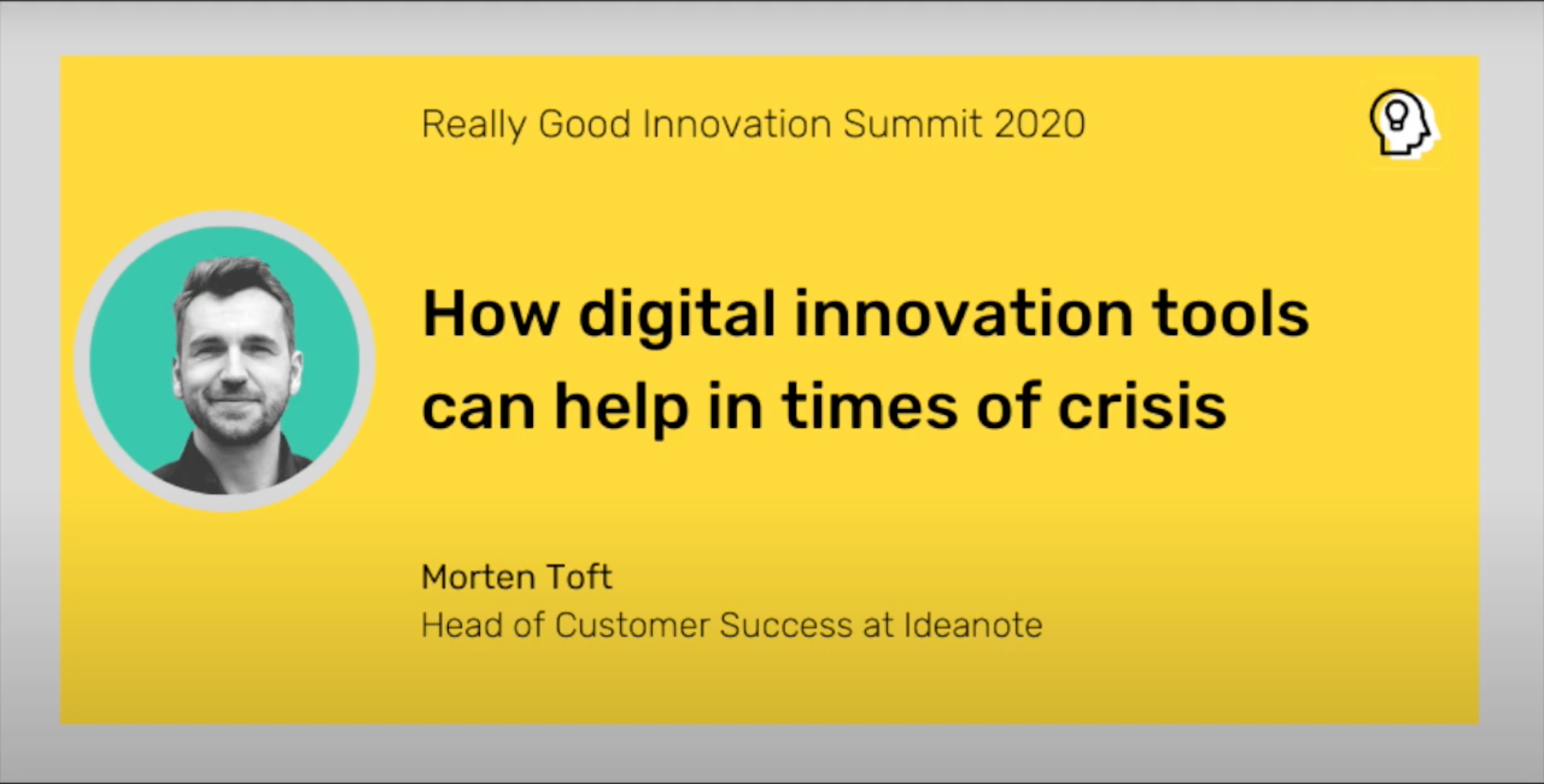 How digital innovation tools can help in times of crisis