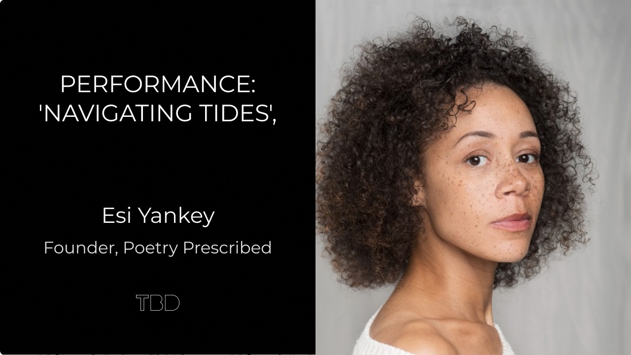 Performance: 'Navigating Tides'