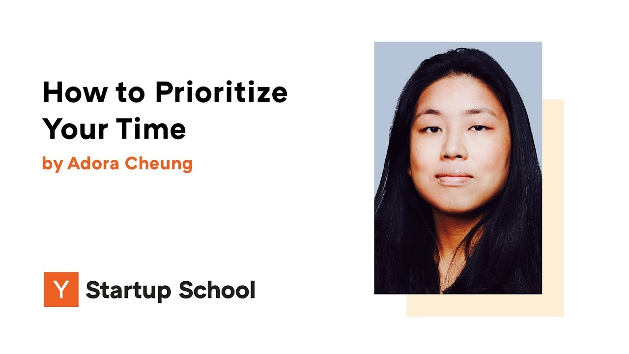 How to Prioritize Your Time