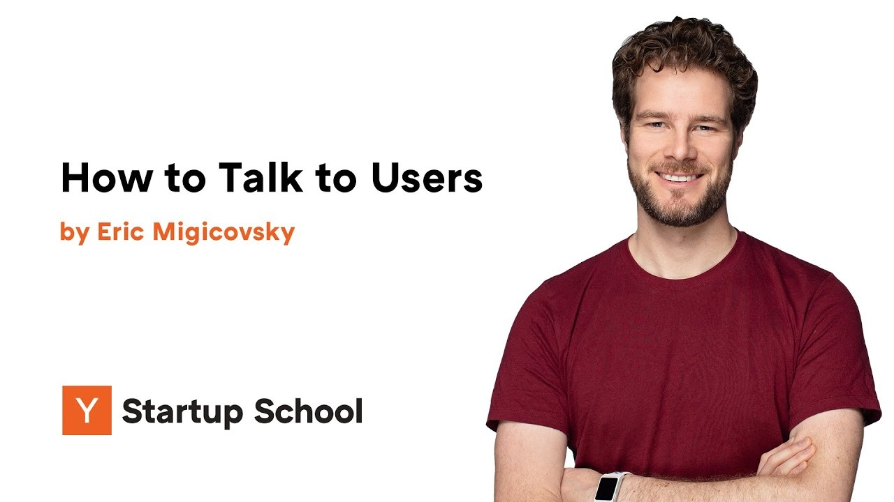 How to Talk to Users