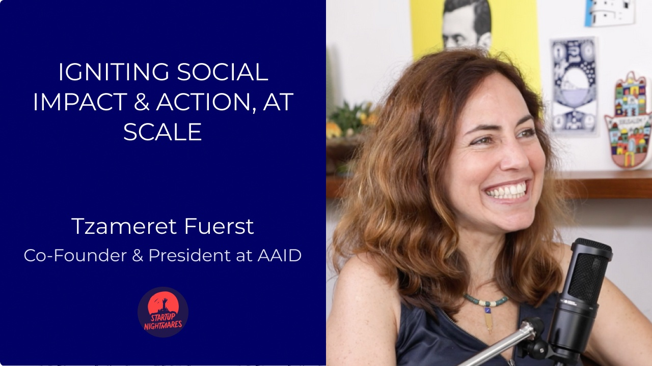 Igniting Social Impact & Action, At Scale