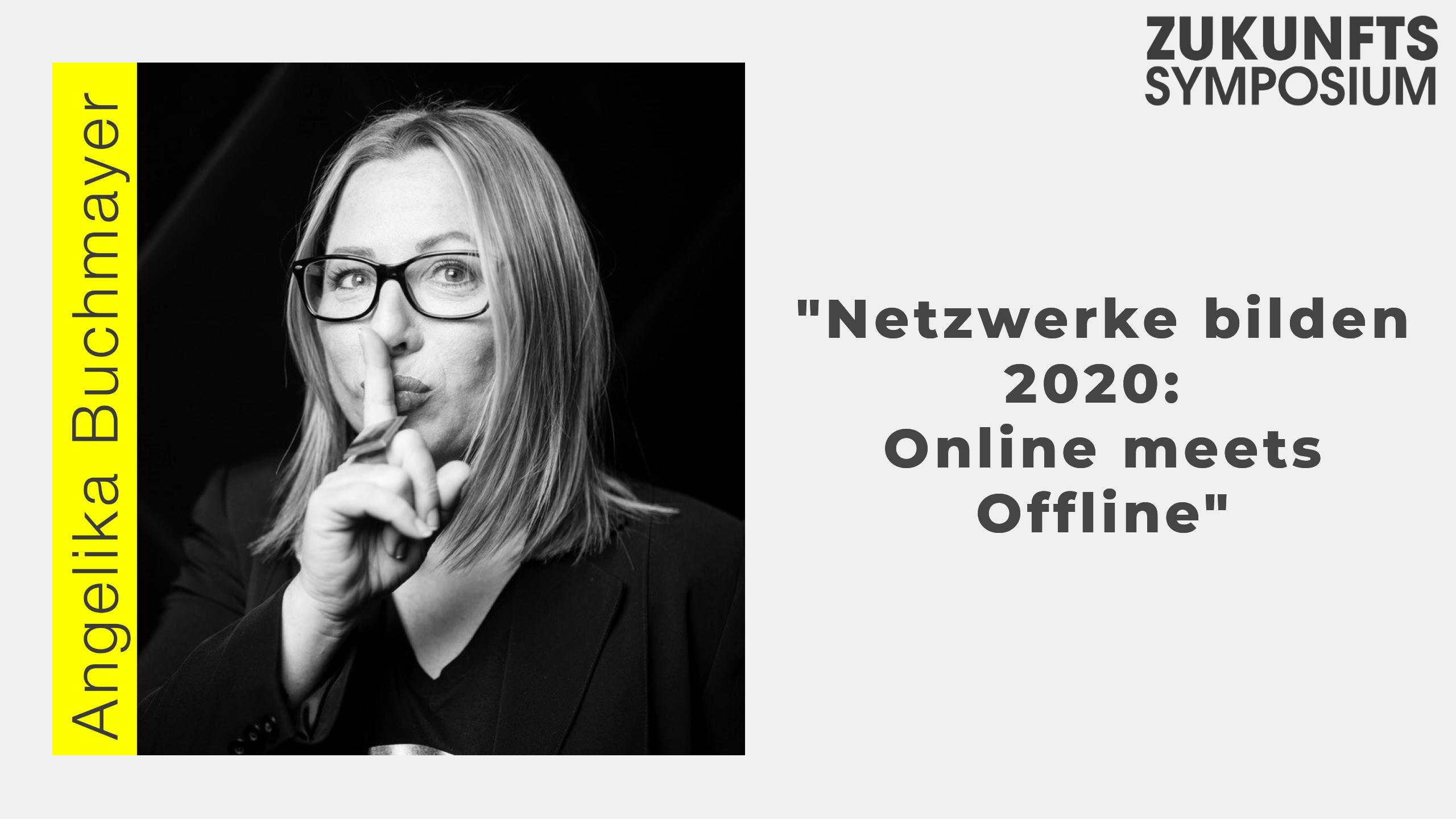 Netzwerke bilden 2020: Online meets Offline