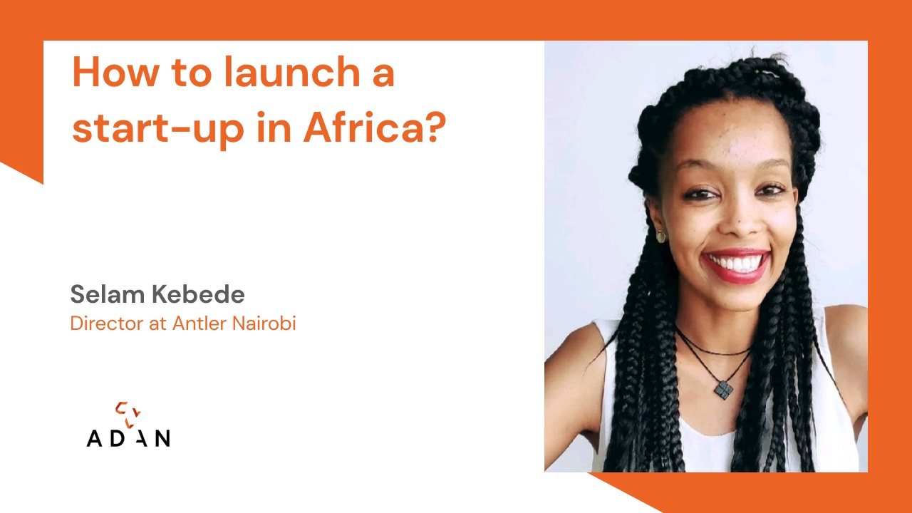 How to launch a start-up in Africa?