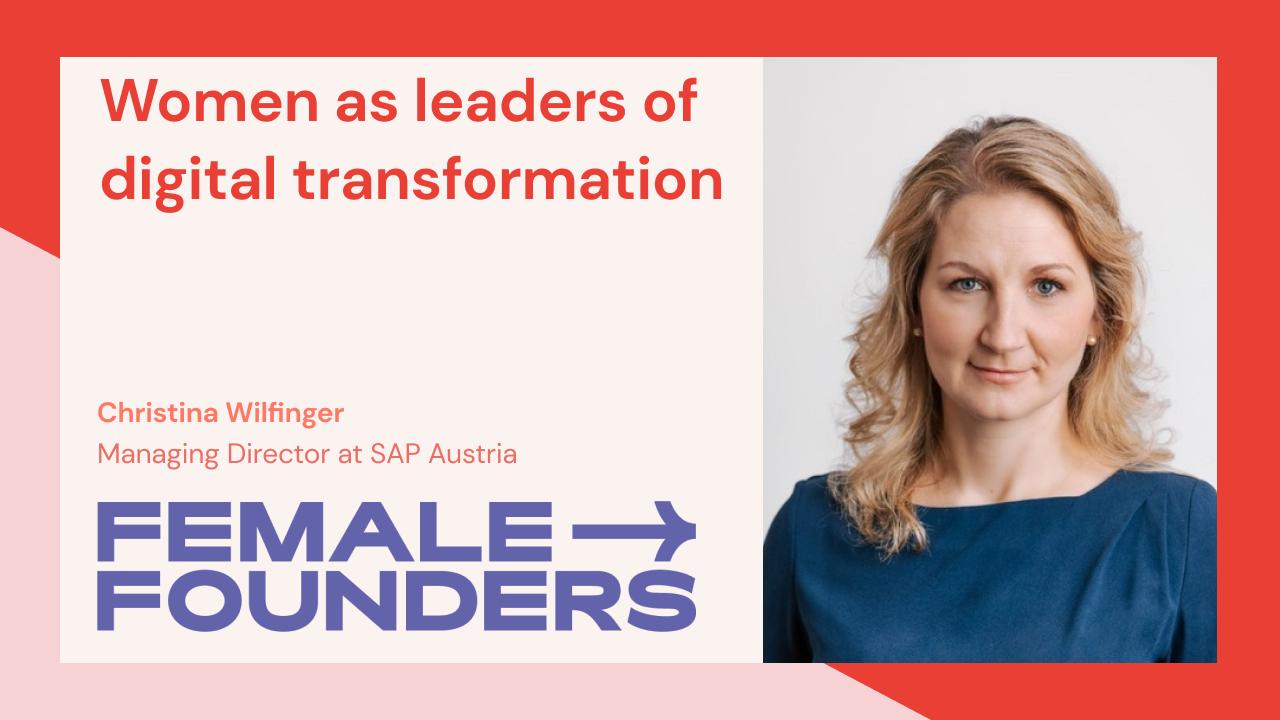 Women as leaders of digital transformation