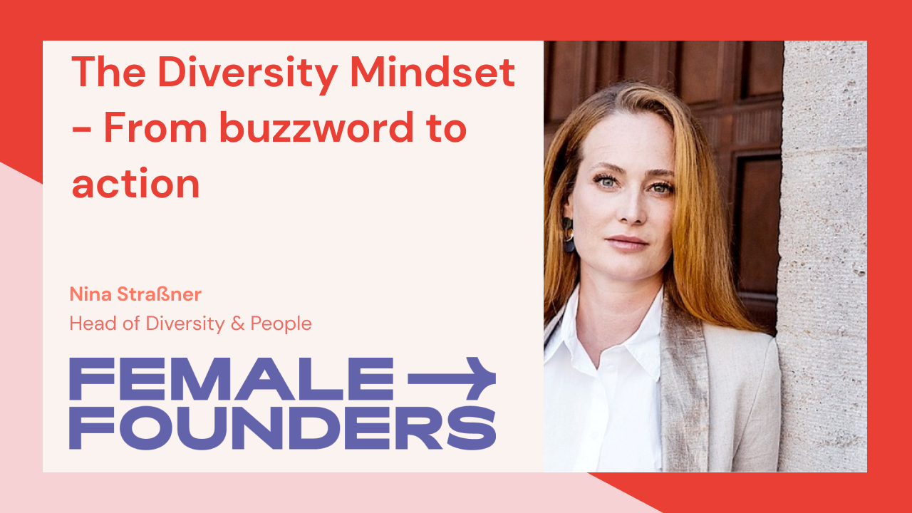 The Diversity Mindset - From buzzword to action