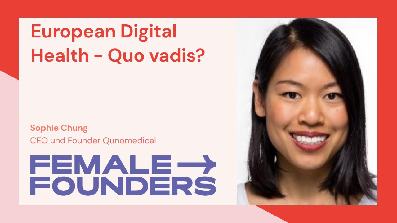 European Digital Health - Quo vadis?