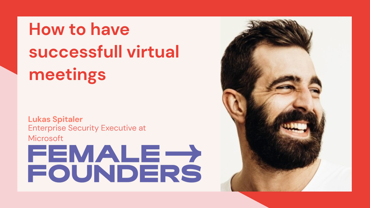 How to have successful virtual meetings