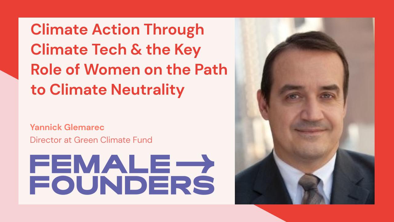 Climate Action Through Climate Tech
