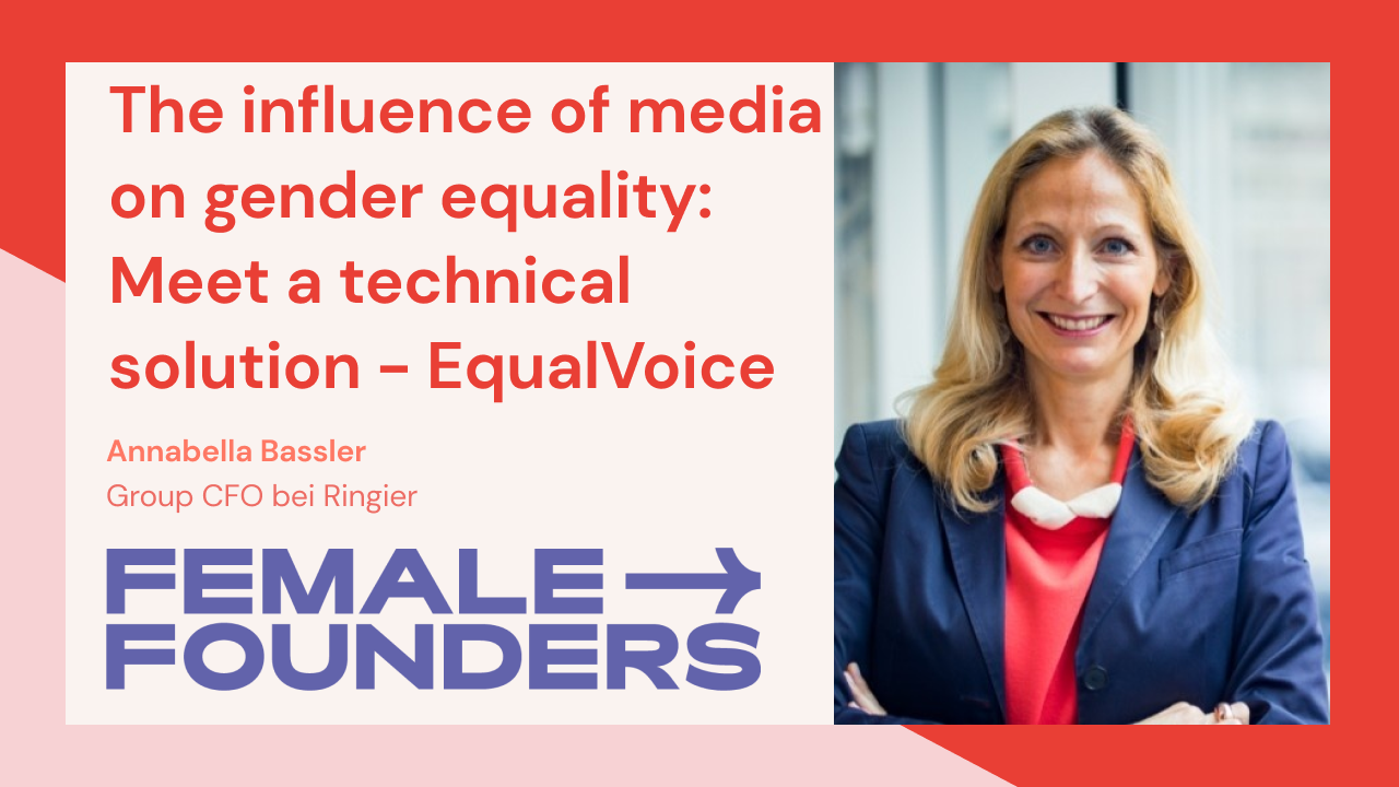 The influence of media on gender equality: Meet a technical solution
