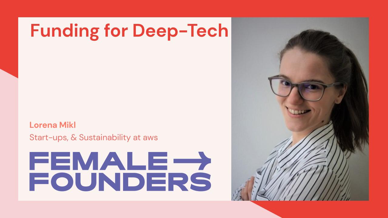 Funding for Deep-Tech