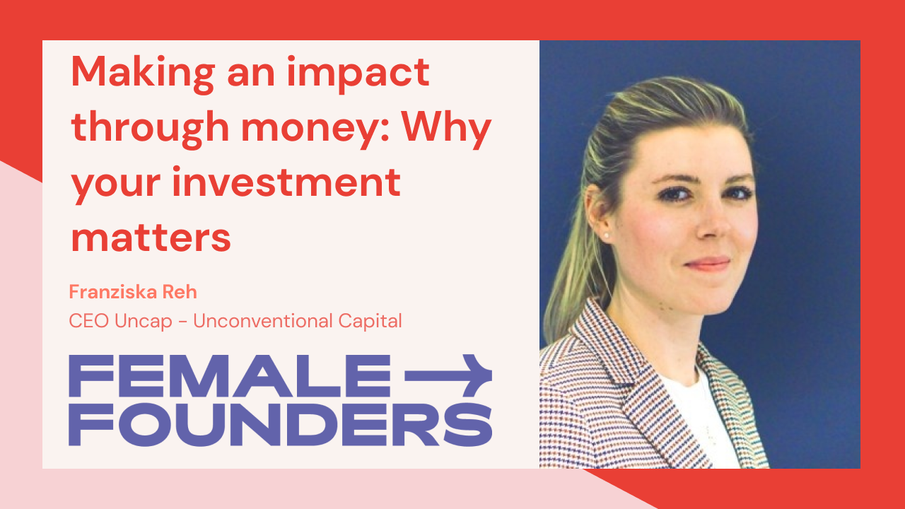 Making an impact through money: why your investment matters