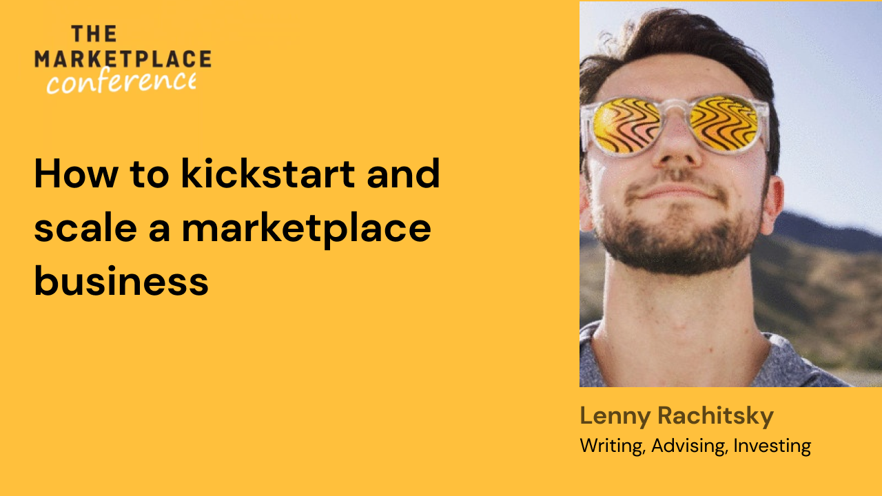 How to kickstart and scale a marketplace business