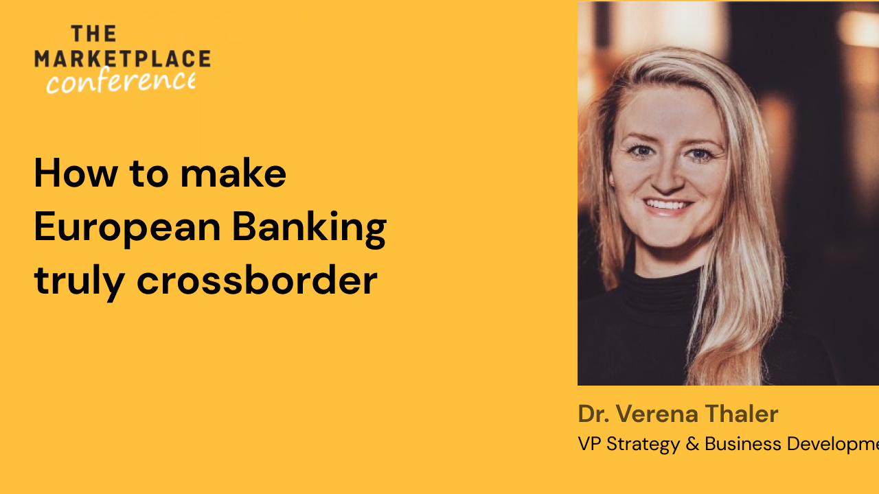 How to make European Banking truly crossborder