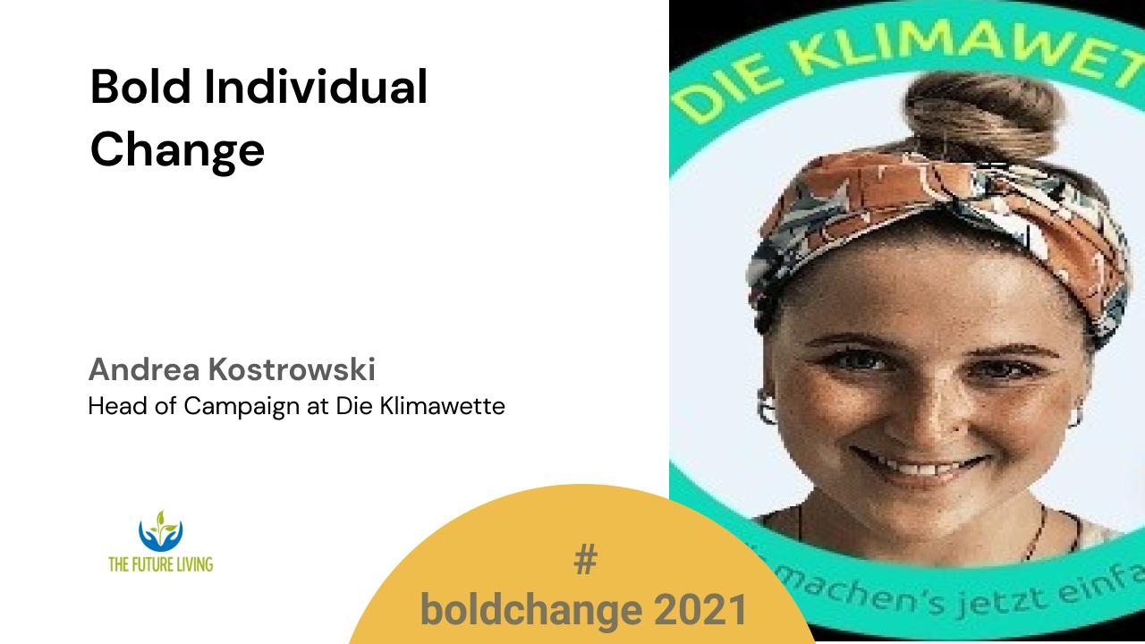 Bold Individual Change