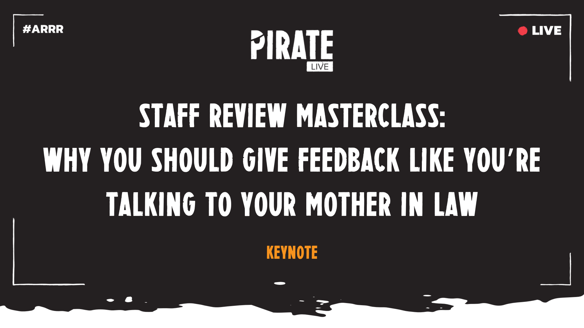 Why you should give feedback like you're talking to your mother in law