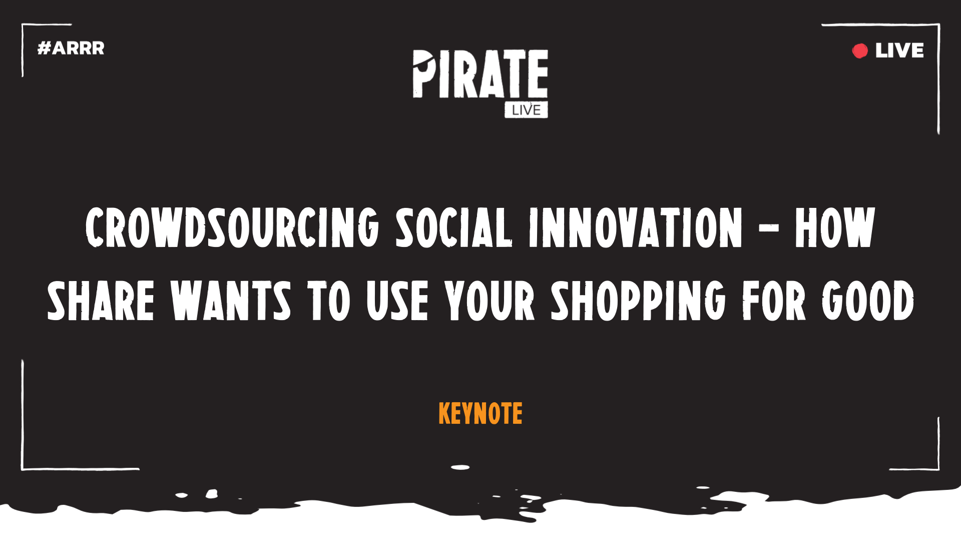 Crowdsourcing social innovation - how share wants to use your shopping for good