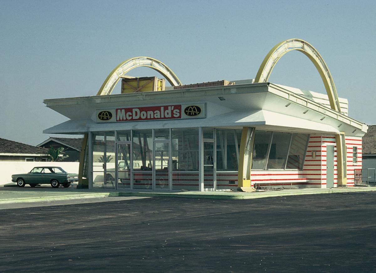 Frisbie Management McDonalds