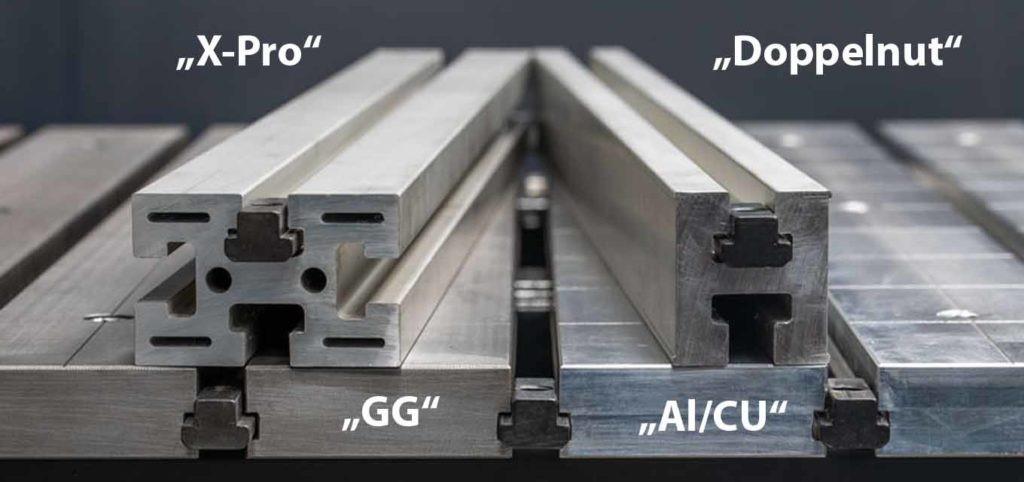 Suvirinimo stalai su T-lizdo sistema