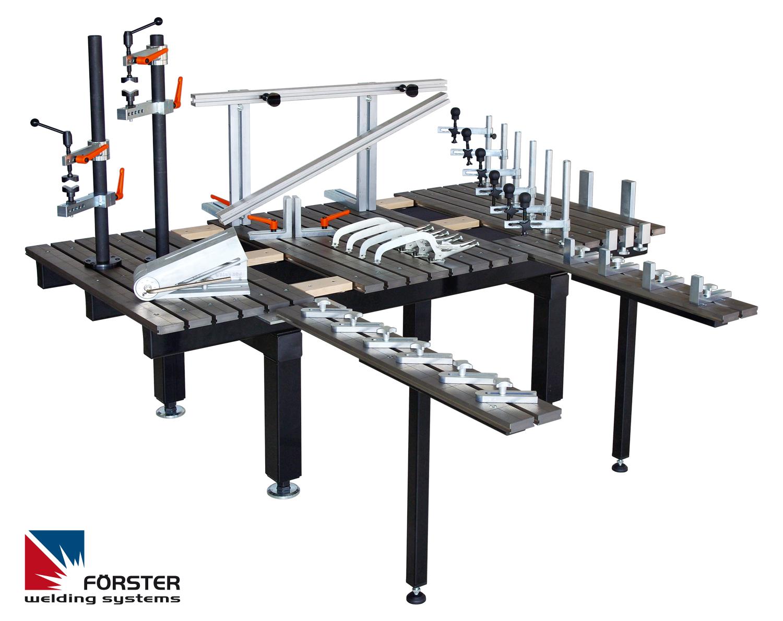 Suvirinimo stalas Forster