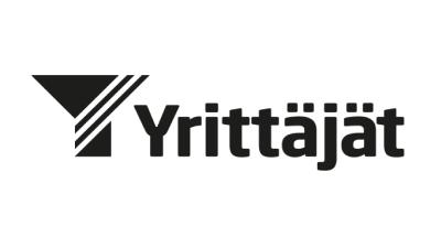 Yrittajat logo
