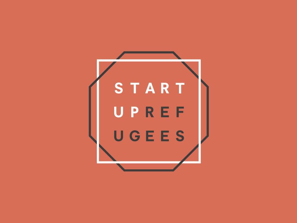 Startup Refugees logo