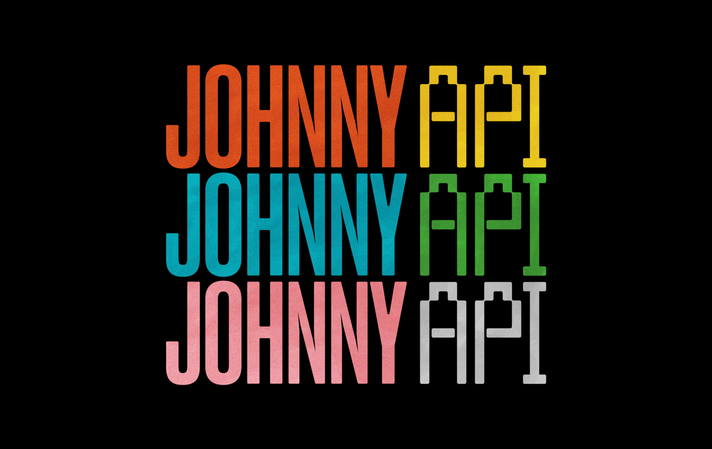 Johnny API Design Typography Dave C Frankel