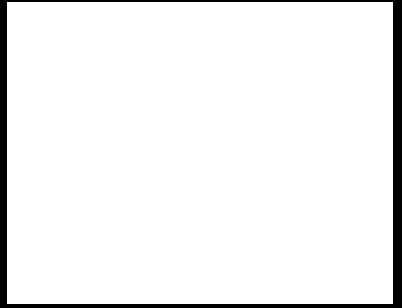 Lawson Media Logo