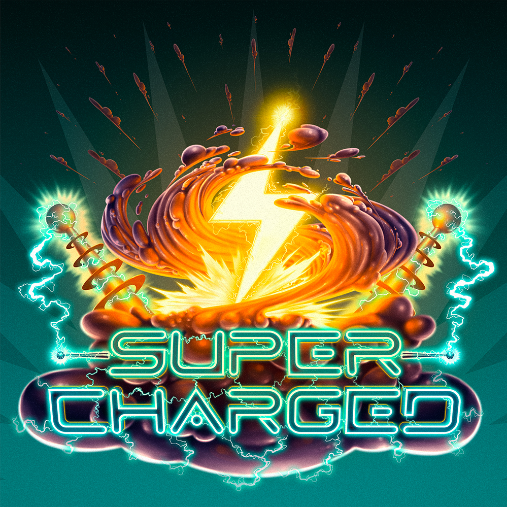 Supercharged Artwork
