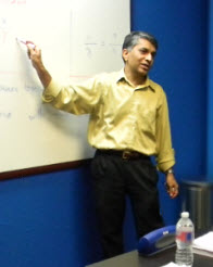 Austin Elite Prep was founded by Dr. Amar, with the mission to provide the best GRE prep.
