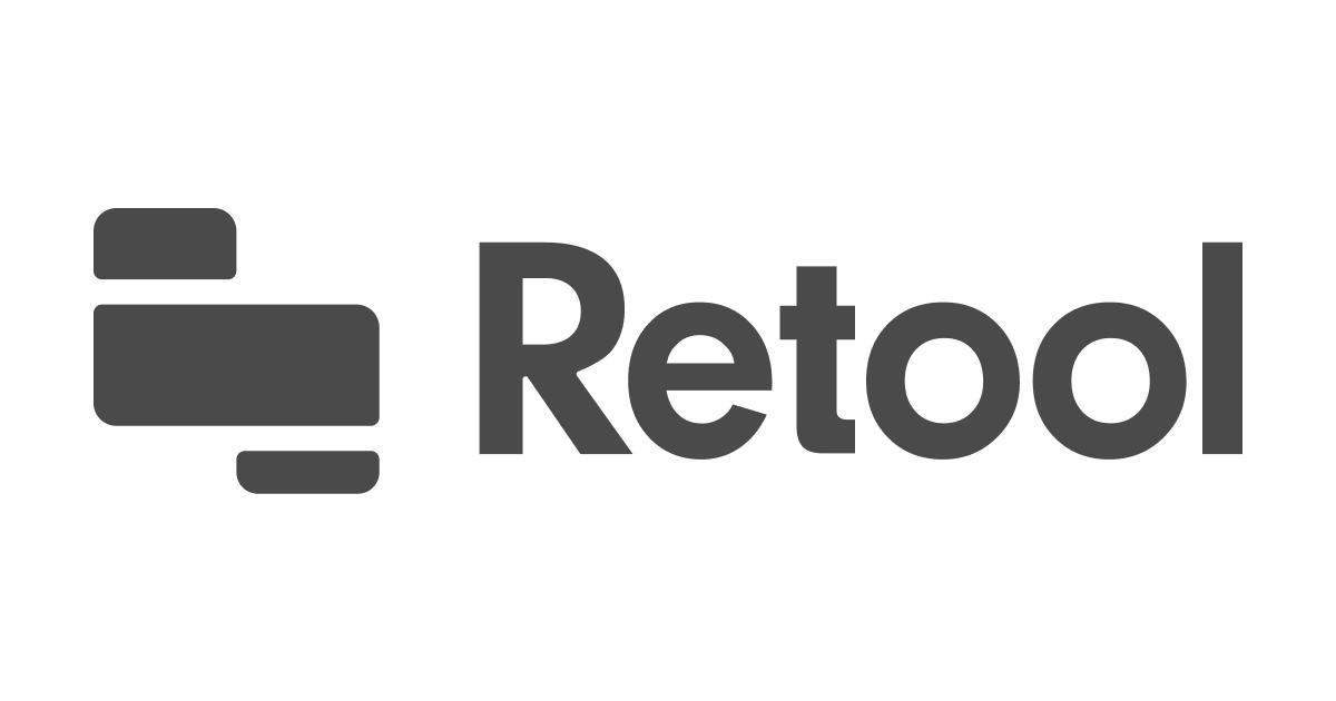 Retool logo - Milk Video