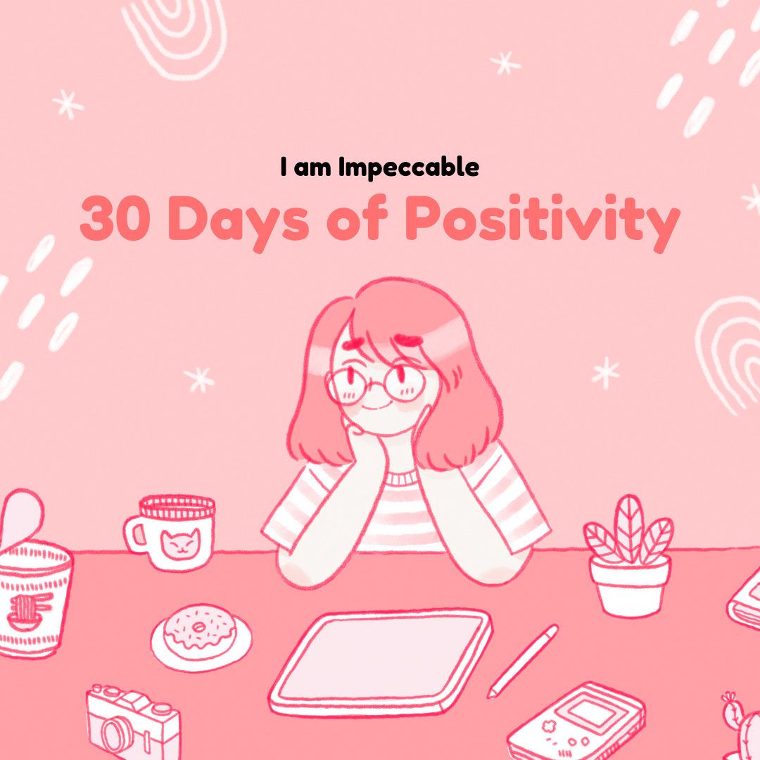 30 Days of Positivity Challenge