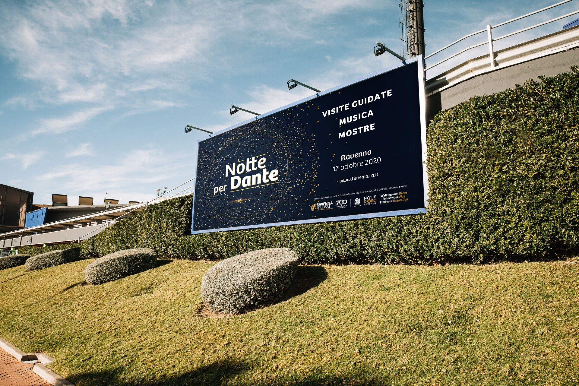 Notte per Dante - Ravenna Tourism