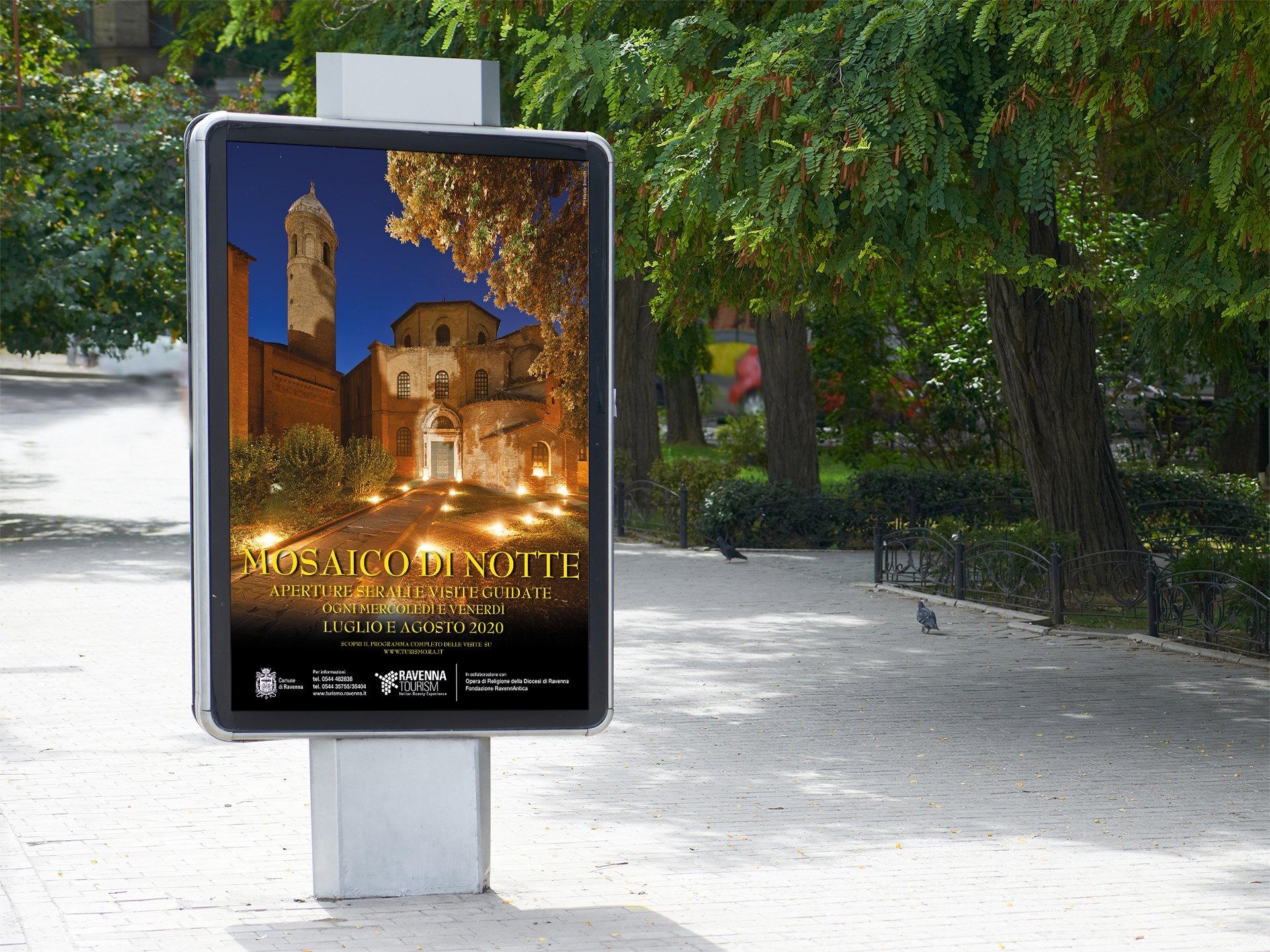 Mosaico di Notte - Ravenna Tourism