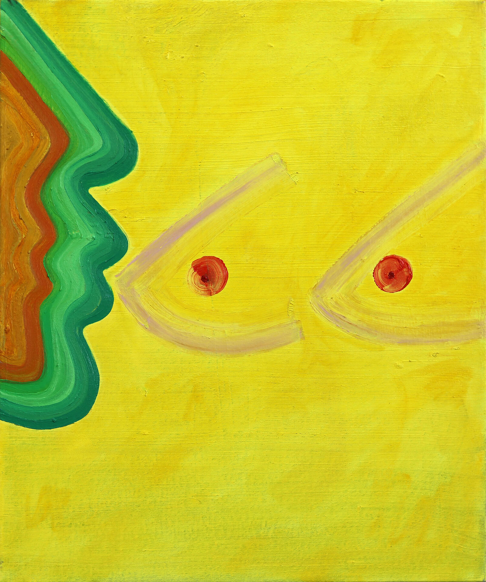 Eight Primordial Paintings